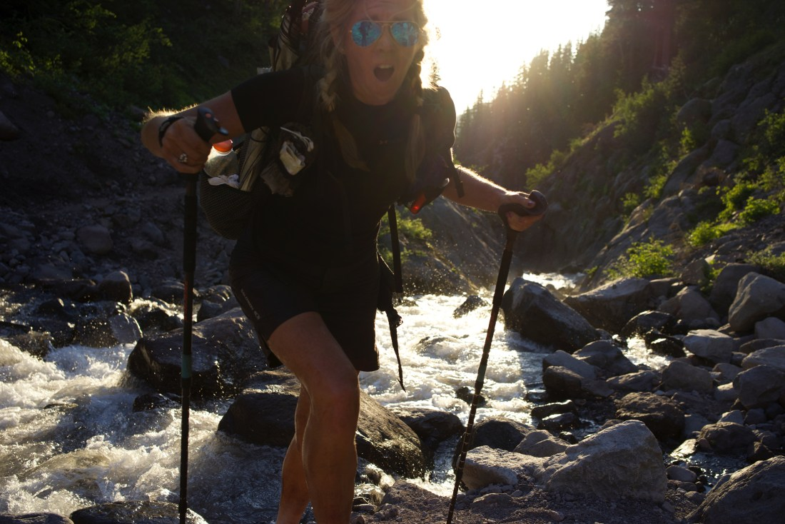 Olive McGloin on the PCT