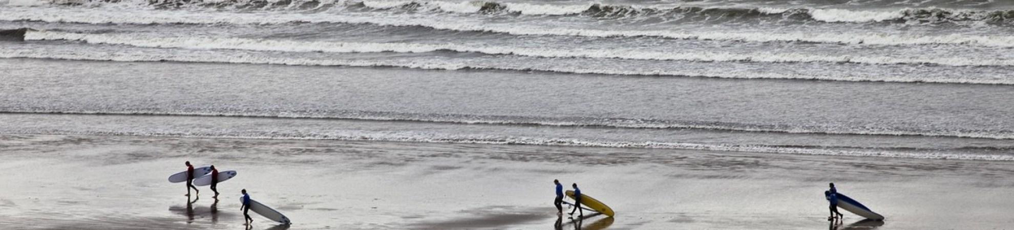 best surf beaches for beginners