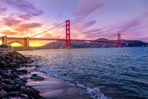 san francisco adventurous activities golden gate bridge