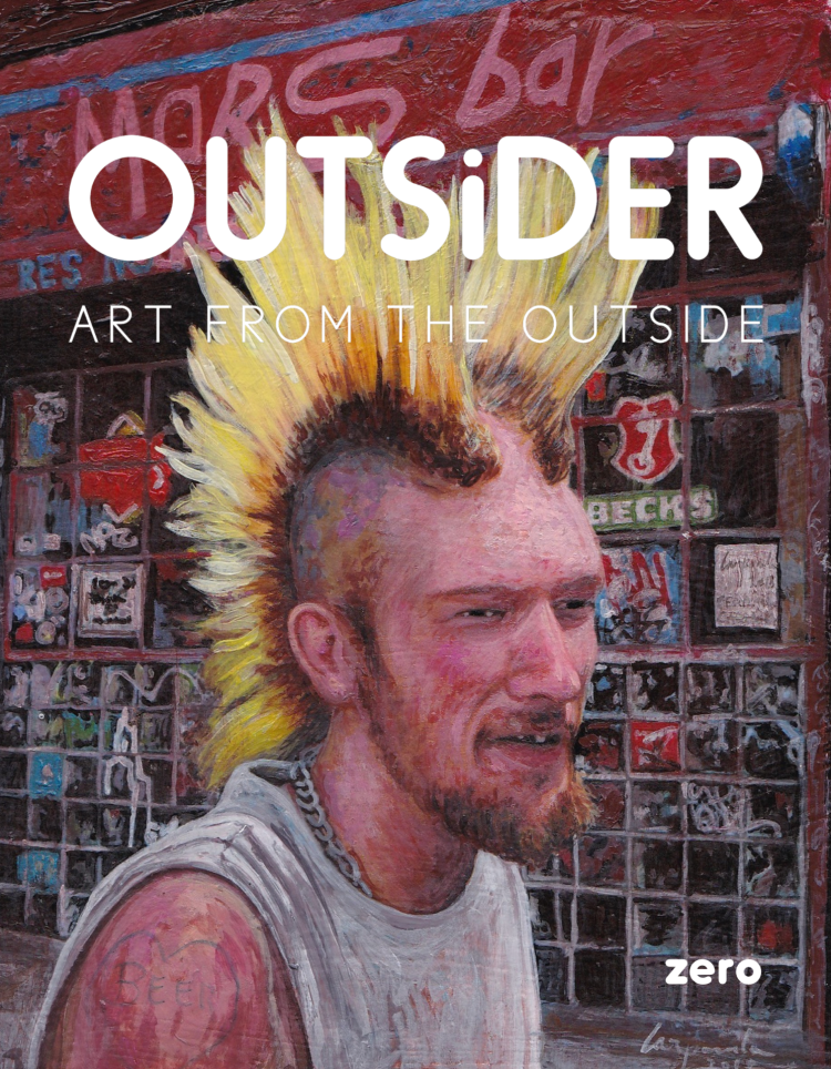 Outsider Art Magazine Issue Zero