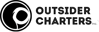 Outsider Charters Inc. logo mobile