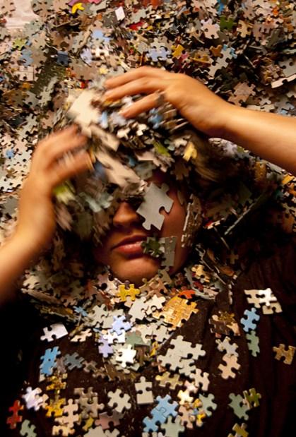 Puslespil & psykiatrien – hvorfor jeg hader puslespil! 2
