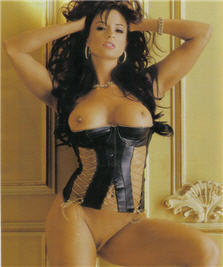 Candice Michelle Nude in Playboy