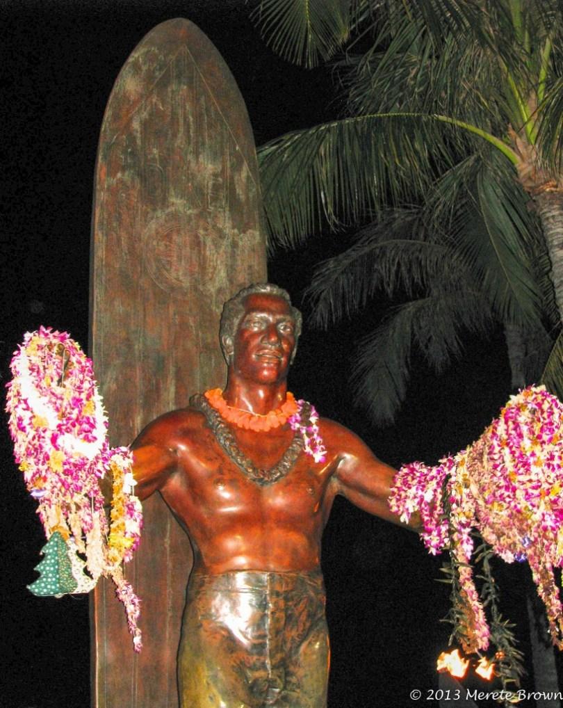 Duke Kahanamoku statute