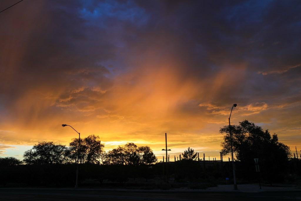Sunset Sante Fe