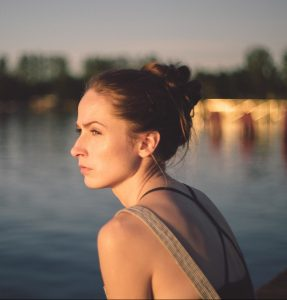 A woman with symptoms of depression. Outside the Norm Counseling offers therapy for depressed moms in Temecula, CA. Help through Depression Treatment. 92591