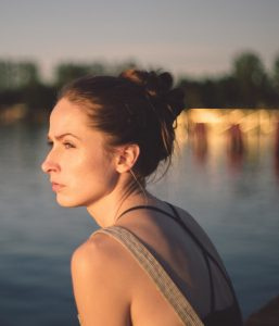 Depressed woman considering therapy. Depression Treatment and women's counseling in Temecula, CA