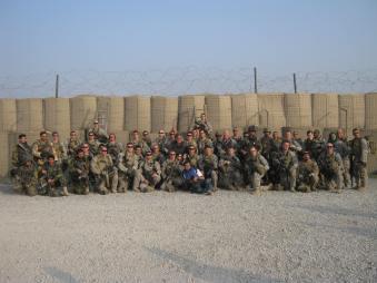 FTF, Khost 101st, 3rd Ranger Bat