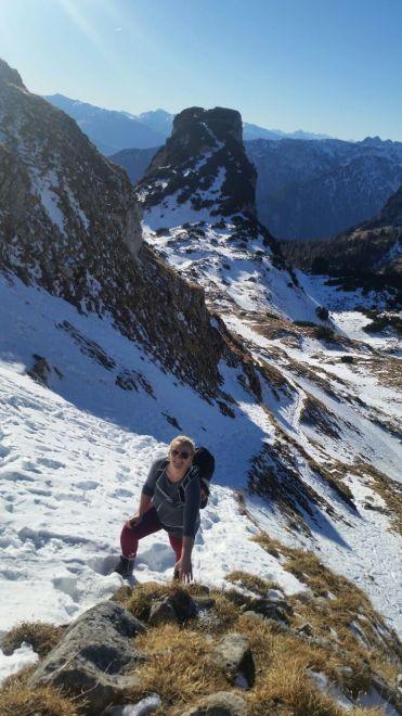 hiking alps of austria