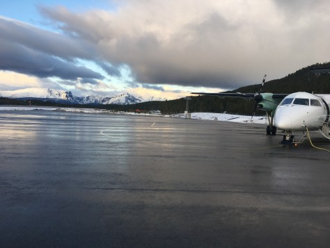 airport sogdnal norway