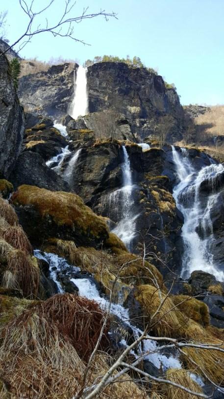 waterfalls norway