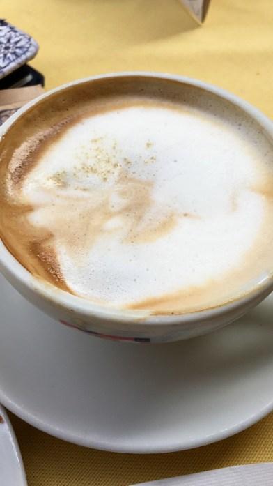 delicious cappuccino italian