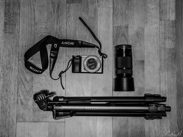 Sony Camera Gear | Outside This Small Town
