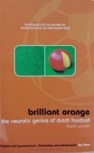 Brilliant Orange David Winner