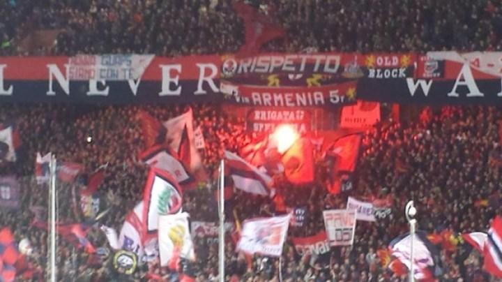 Genoa ultras