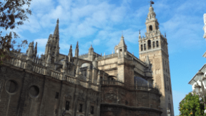 Seville Cathedral Giralda