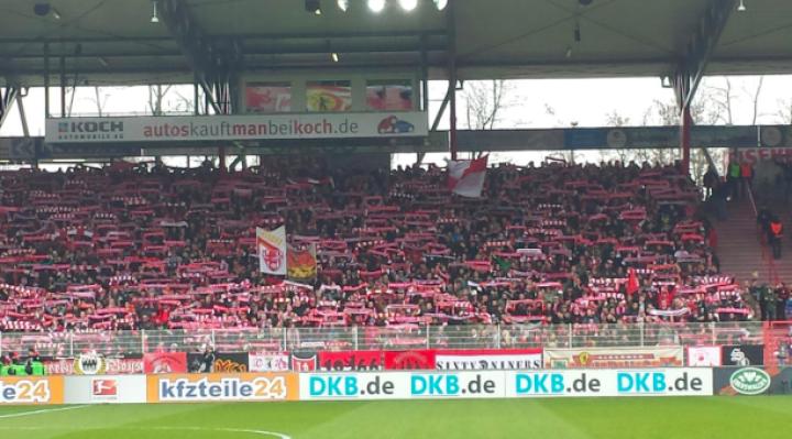 1.FC Union Berlin fans