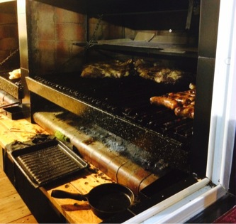 Pre-match grub, Argentina-style [Credit: Matt McGinn]