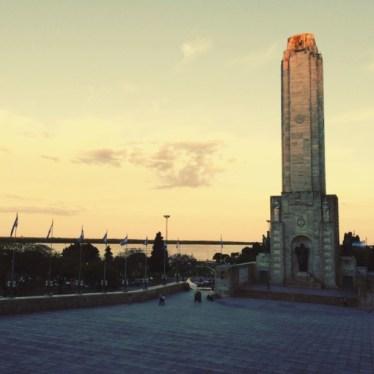 Rosario argentina parana river