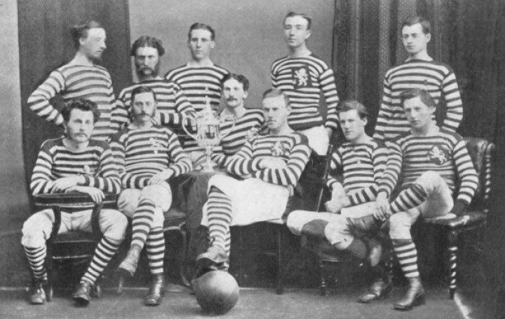 Queen's Park: Scotland's Pioneer Football Club - Outside Write
