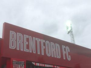 Griffin Park Brentford FC