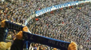 Hertha Berlin Fans