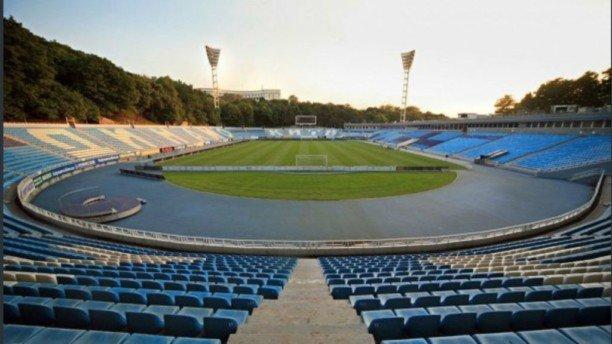 Valeryi Lobanovskyi Stadium, Kiev