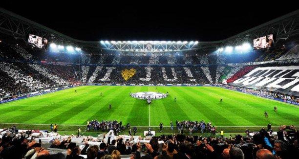 Juventus's Allianz Stadium