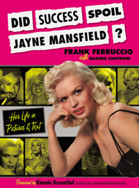 Did Success Spoil Jayne Mansfield book cover