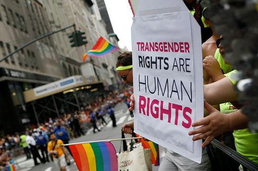 Transgender rights are human rights. Something so obvious it should hardly need saying!