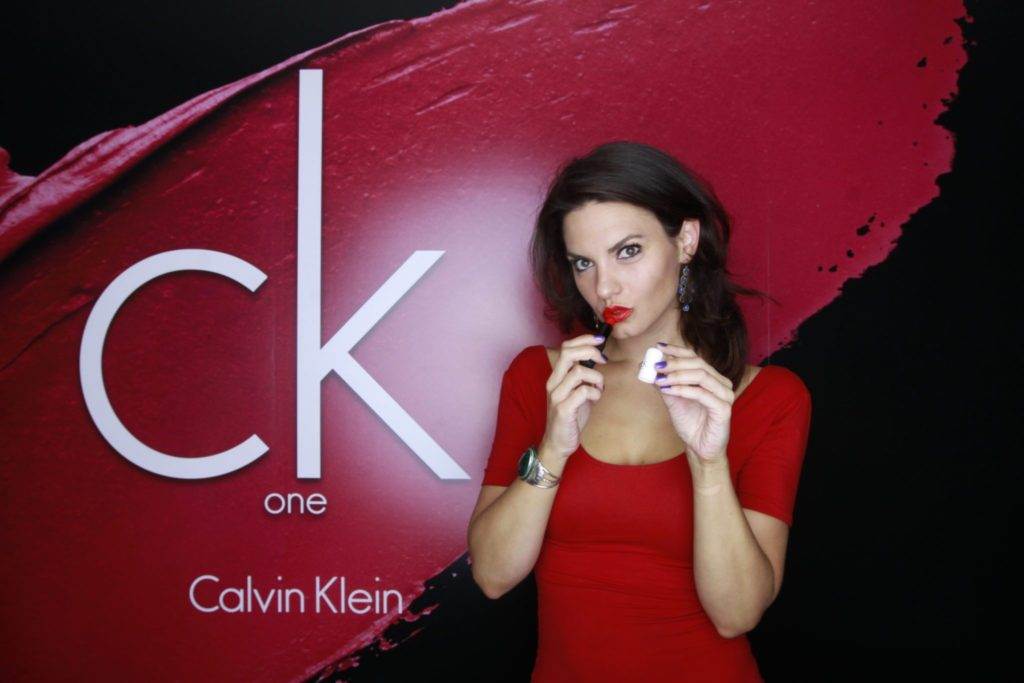 OutSnapped Corporate Photo Booth Activation for Calvin Klein's CKone