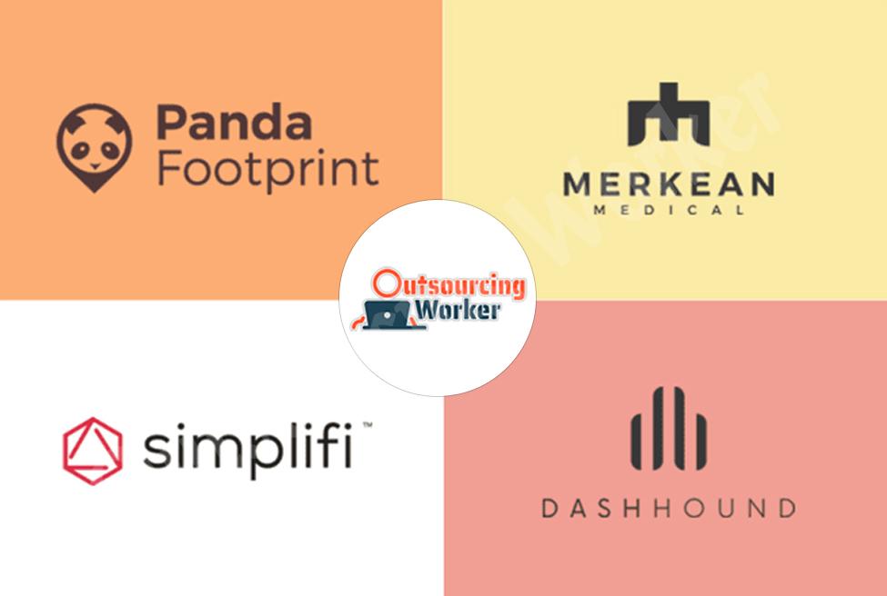 I Will Design Flat Minimalist Logo