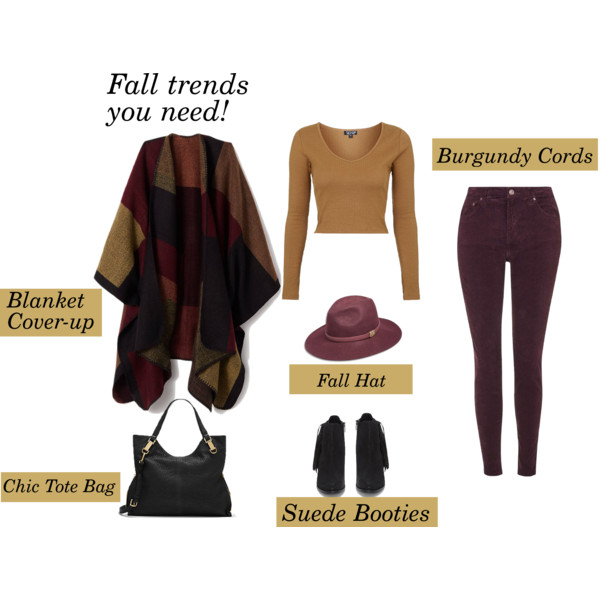 Five Fall Essentials You Need To Refresh Your Wardrobe!