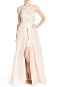 Adrianna Papell Embellished Taffeta Ballgown Buy Here