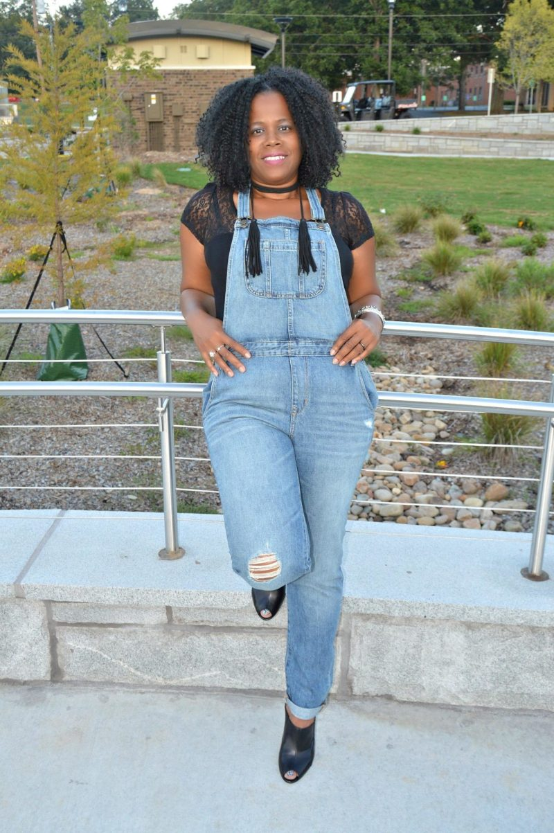 Overalls- Old Navy Necklace - Style Envy Boutique Bracelets - New York And Company Booties- Guess