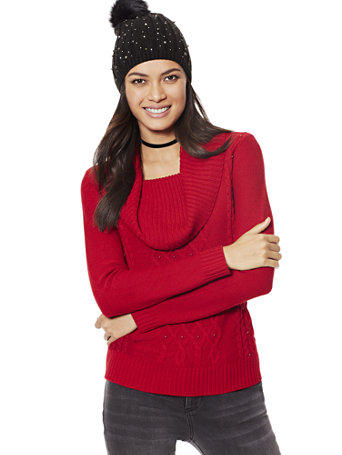 Friday Sale Alert: All Sweaters Up To 60%Off!
