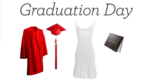 The Right Graduation Dress!