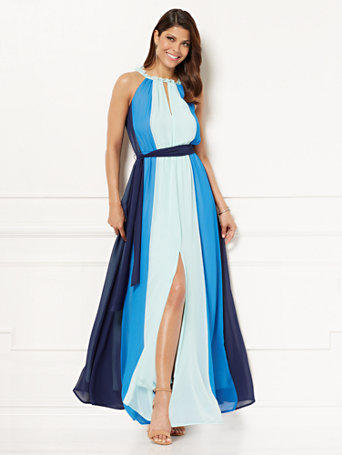 The Daily Find: Eva Mendes Collection – Abella Maxi Dress