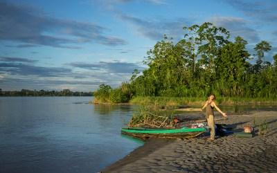 Mit dem Kanu durch den Amazonas- Teil 2