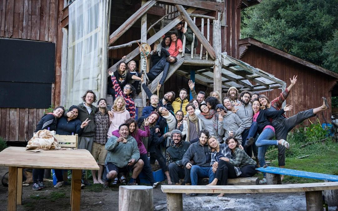Aluantu – eine Gemeinschaft im wilden Patagonien