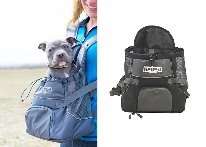 Dog Front Carrier for hiking