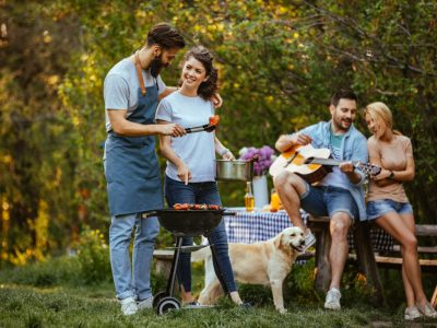 is cookout food hazardous for dogs