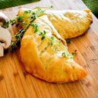 Mushroom-Thyme Hand Pies