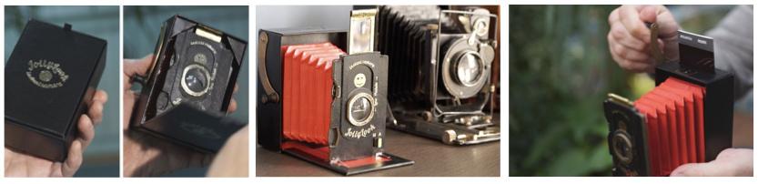 Location-Polaroid Vintage sur l'ile de La Reunion