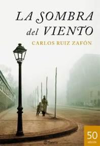 Carlos Ruiz Zafón: the Shadow of the Wind, 2001