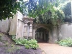 Egyptian Avenue, Highgate Cemetery