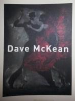 October: Dave McKean's vernissage in Paris. Octobre : vernissage de Dave McKean à Paris.