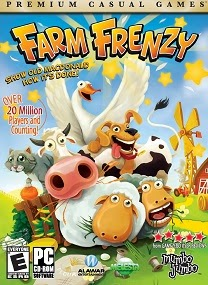 Farm Frenzy 10 in 1 Bundle ISO-RAiN