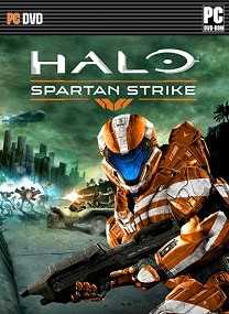 Halo Spartan Strike-CODEX