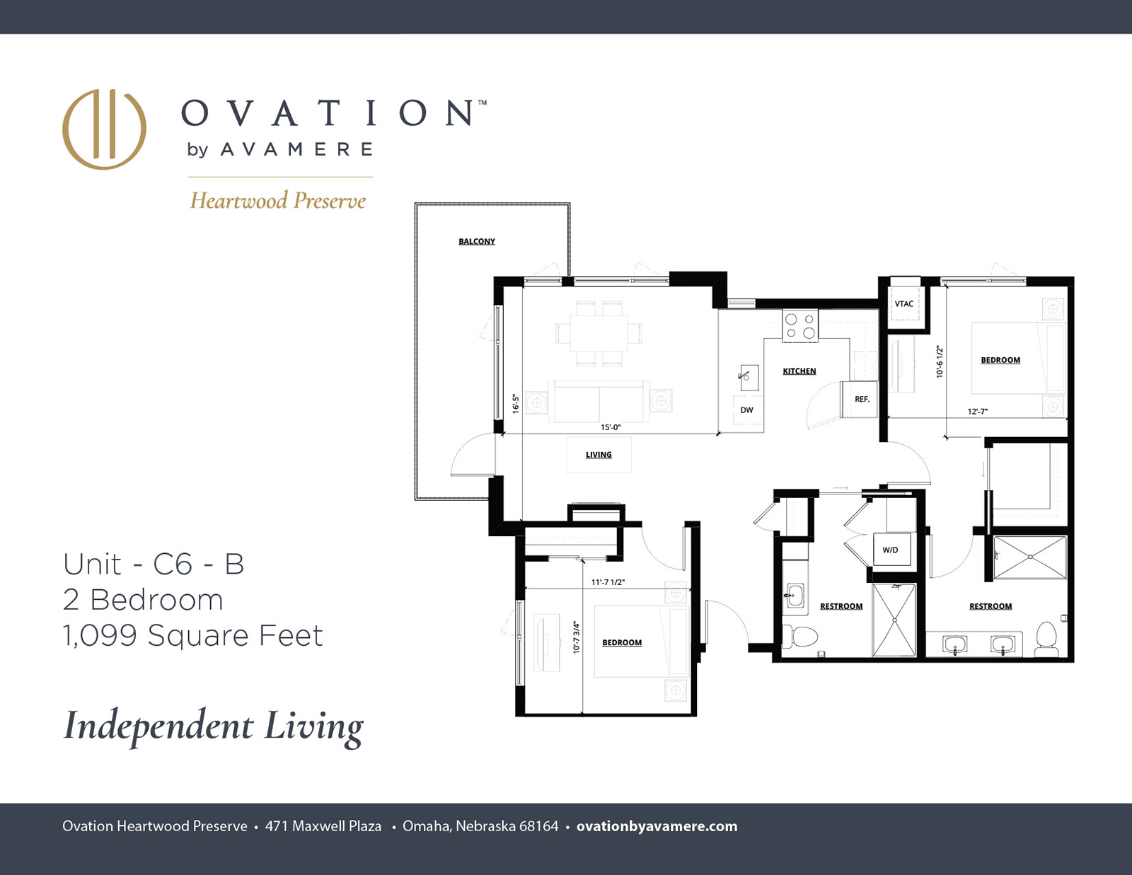 Independent Living | Room C6 - B